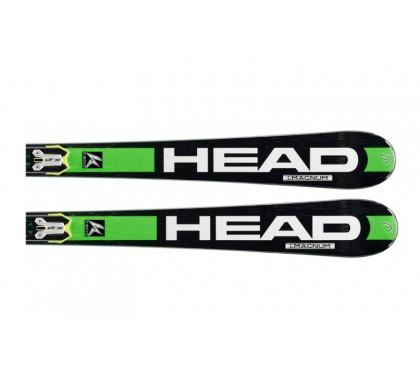 HEAD I.SUPERSHAPE RALLY + PRX 12 S 2015