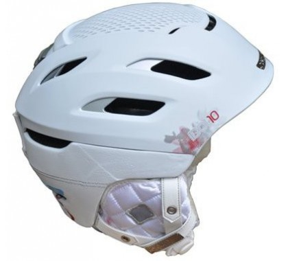 KASK SALOMON IDOL 10 CUSTOM AIR 2012
