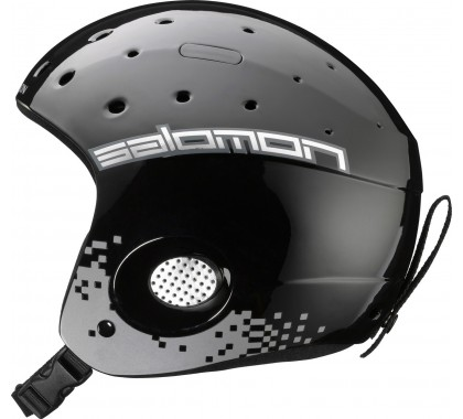 KASK SALOMON ZOOM JUNIOR BLACK