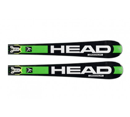 HEAD I.SUPERSHAPE MAGNUM + PRX 12 S 2016