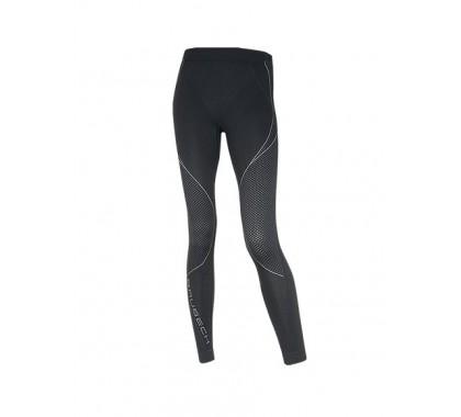 Damskie spodnie termoaktywne Brubeck Thermo Black