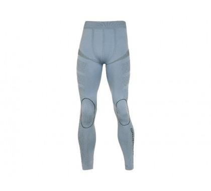 Męskie spodnie termoaktywne Brubeck Thermo Szare