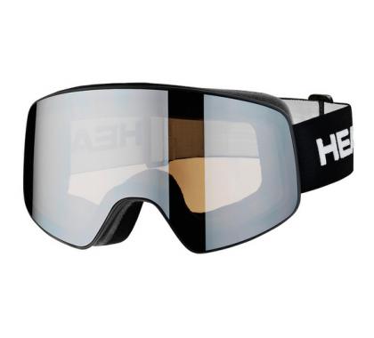 GOGLE HEAD HORIZON RACE + SPARELENS BLACK