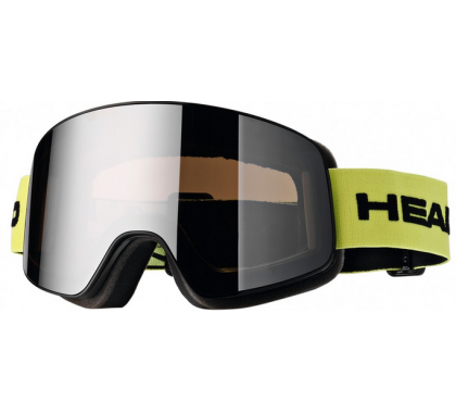 GOGLE HEAD HORIZON RACE + SPARELENS LIME