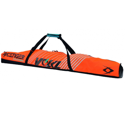 POKROWIEC NA NARTY VOLKL RACE SINGLE SKI BAG 165+15+15 PETROL/ORANGE