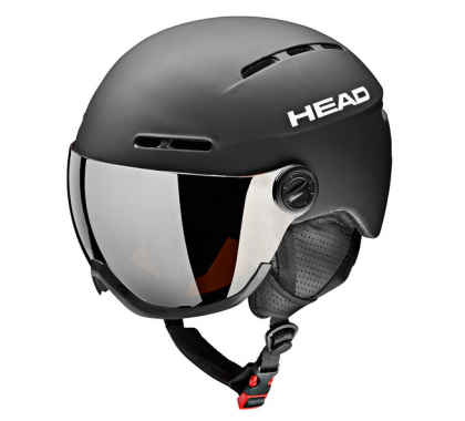 KASK HEAD Knight black 2016