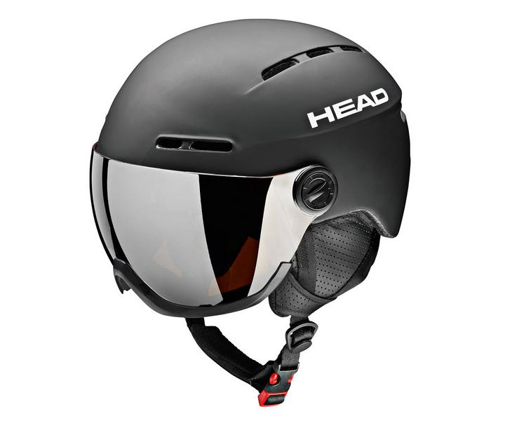 KASK HEAD Knight black 2016