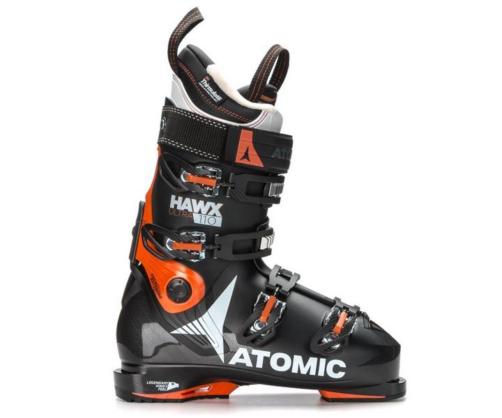 ATOMIC HAWX ULTRA 110 BLACK/ORANGE 2018