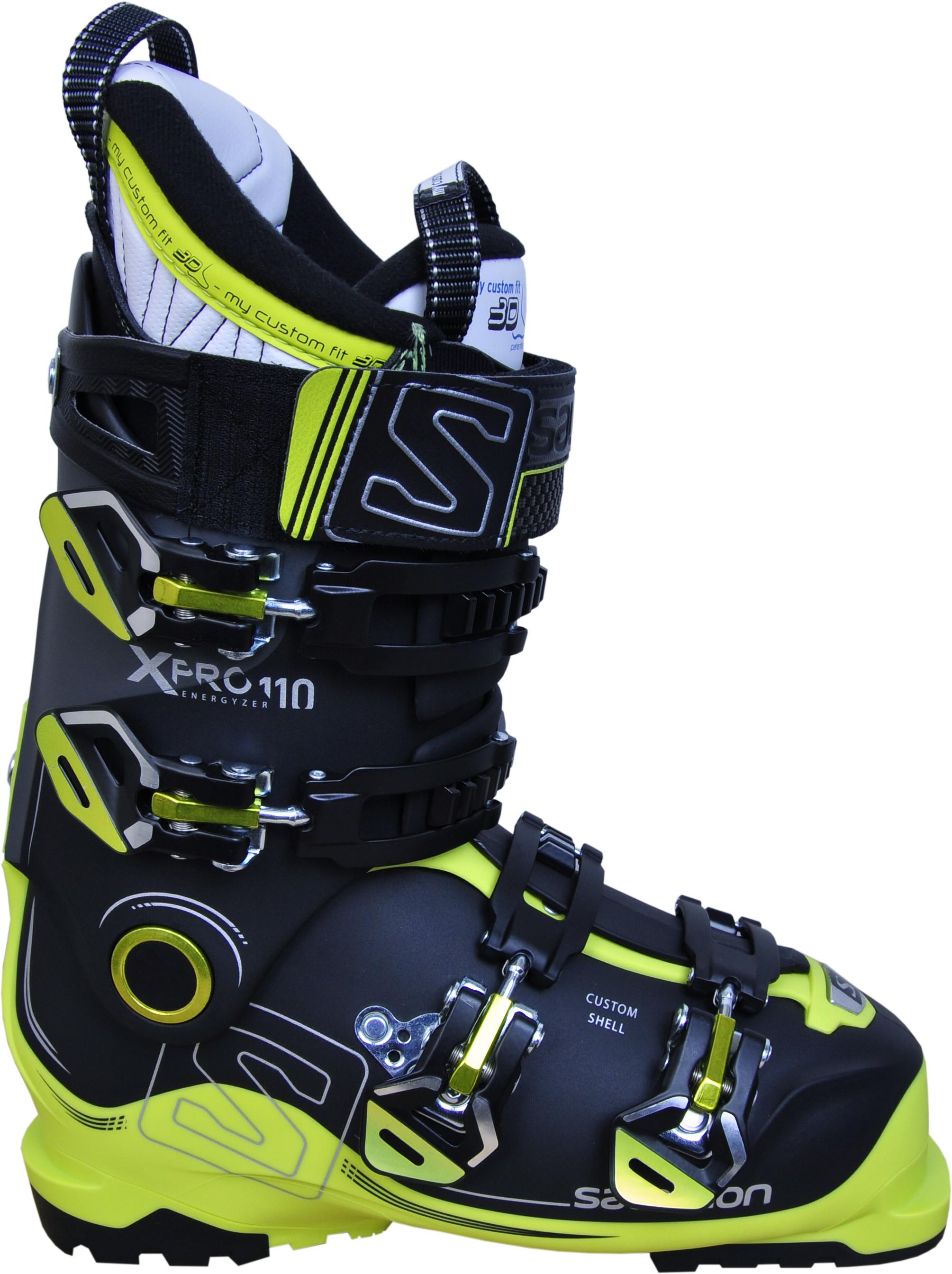 Buty narciarskie SALOMON X PRO energyzer 30,5 47,0