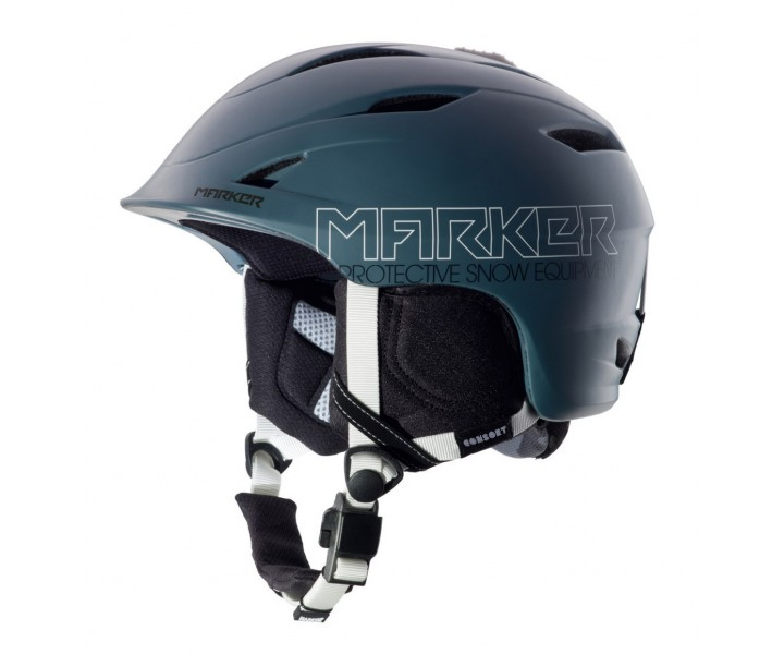 KASK MARKER CONSORT MEN STEEL GRAY