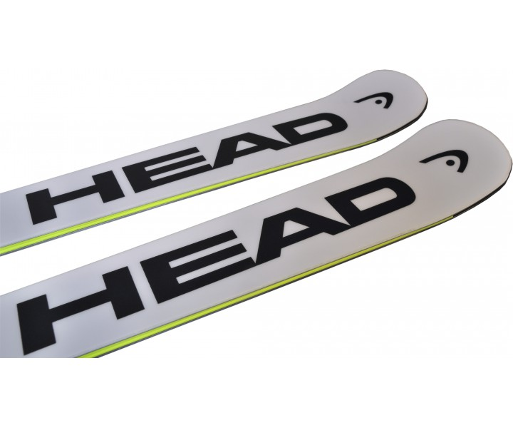 HEAD WORLDCUP REBELS I.SPEED + FF EVO 11 2018