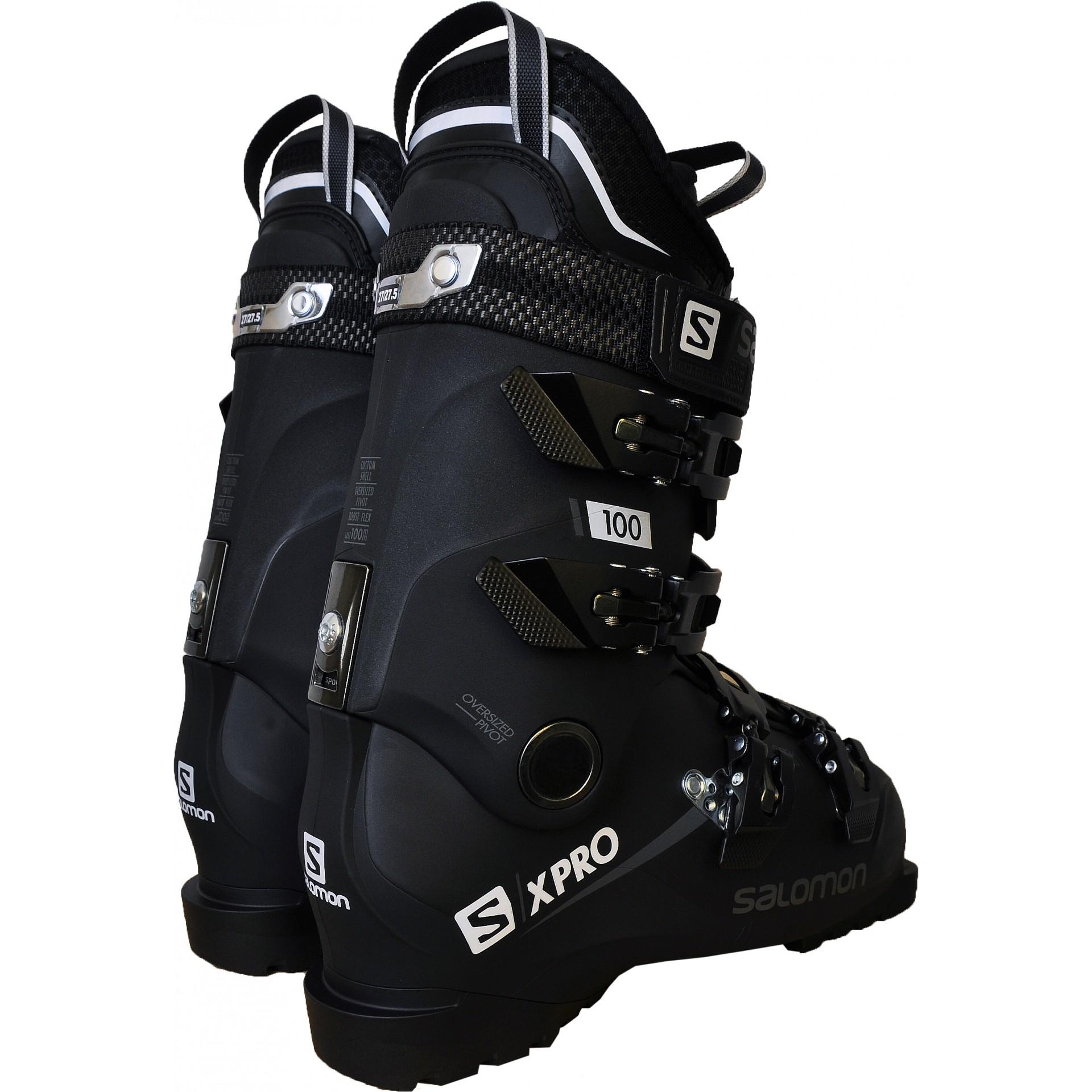 Buty Salomon X Pro 100 Black 2019