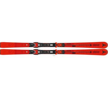 ATOMIC REDSTER G9 + X12 TL GW 2020