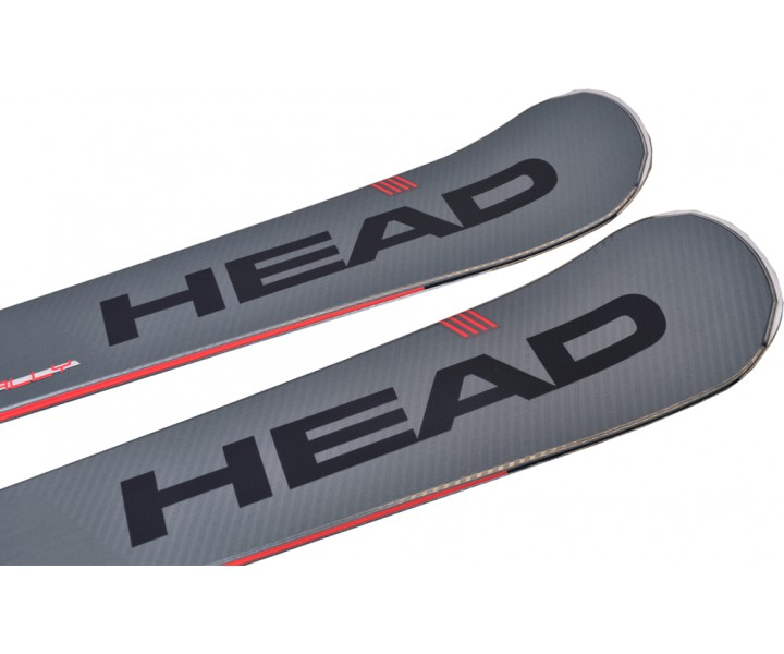 HEAD SUPERSHAPE I.RALLY + PRD 12 GW 2020