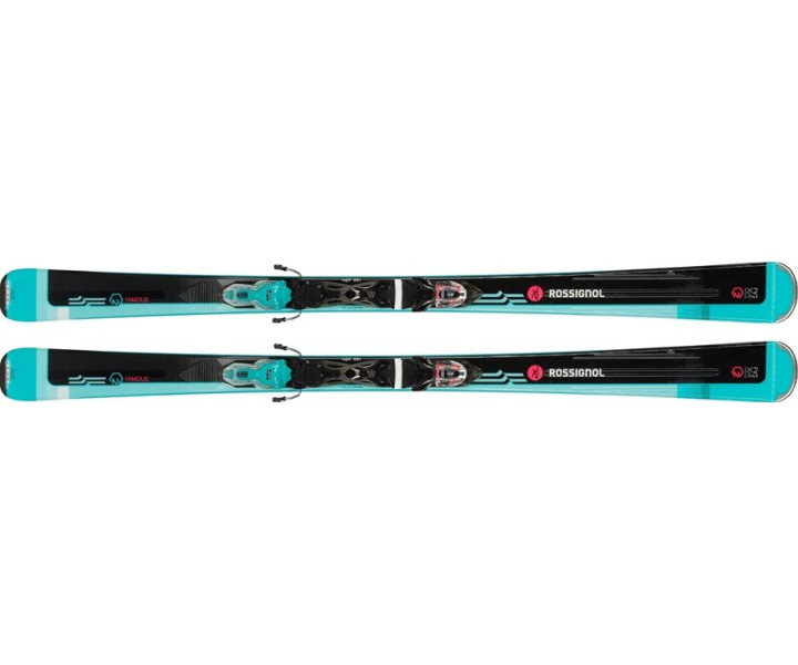 ROSSIGNOL FAMOUS 2 + XPRESS W10 2019