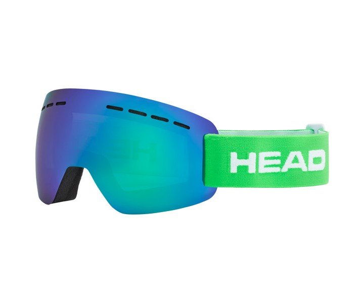 GOGLE HEAD SOLAR FMR green