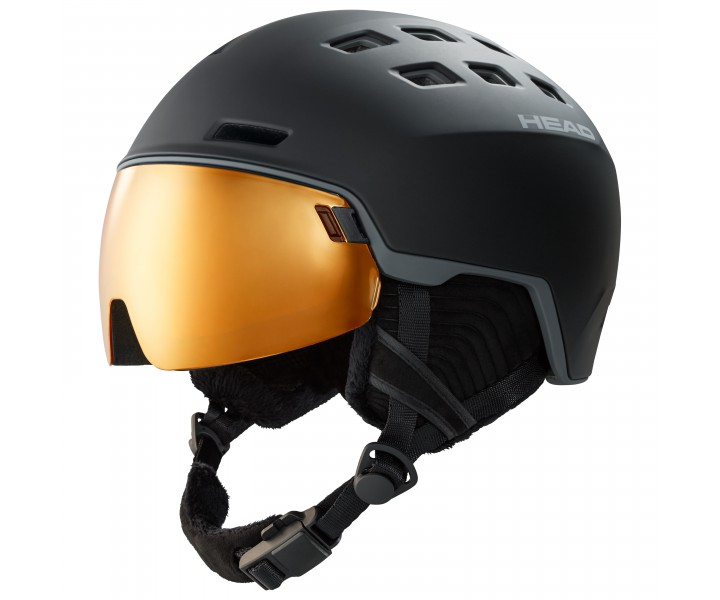 KASK HEAD RADAR POLA BLACK 2020