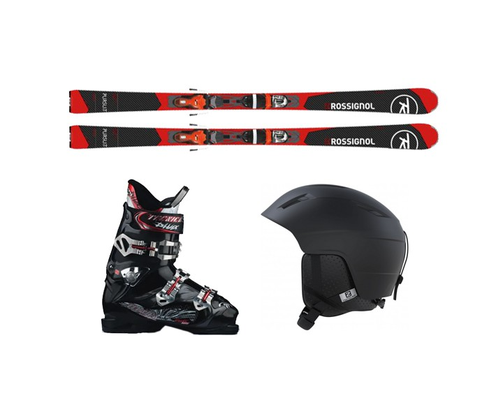ROSSIGNOL PURSUIT 300 + XPRESS 11 2017