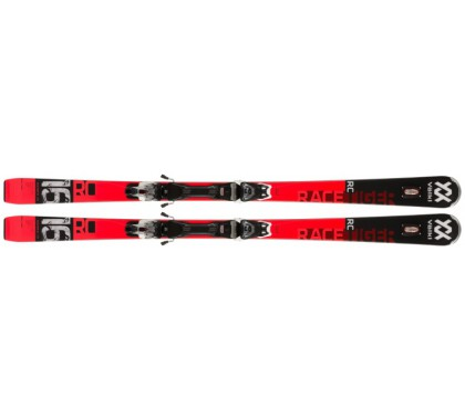 VOLKL RACETIGER RC UVO RED + VMOTION 10 GW 2020