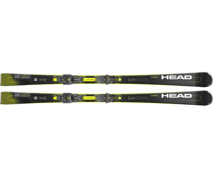 HEAD SUPERSHAPE E-SPEED + PRD 12 GW 2021