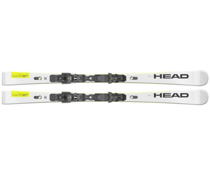 HEAD WORLDCUP REBELS E-SL + FREEFLEX EVO 14 2021