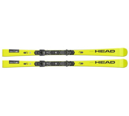 HEAD WORLDCUP REBELS E-RACE PRO + FF EVO 14 2021
