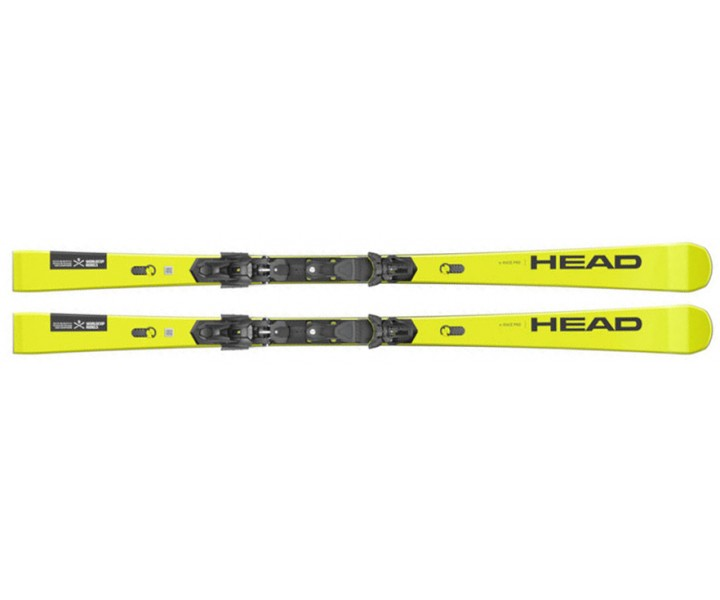 HEAD WORLDCUP REBELS E-RACE PRO + FF EVO 14 2021