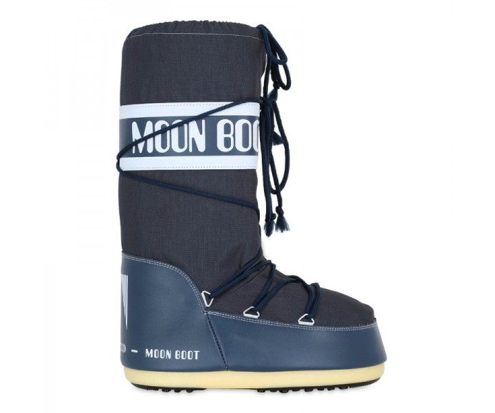 BUTY MOON BOOT NYLON BLUE JEANS