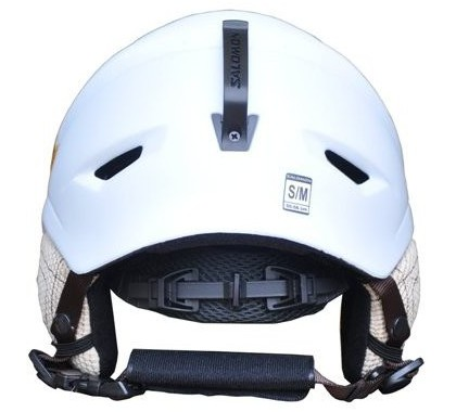 KASK SALOMON PATROL JUNIOR 2012 WHITE/MATT