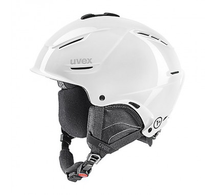 KASK UVEX P1US WHITE 2015