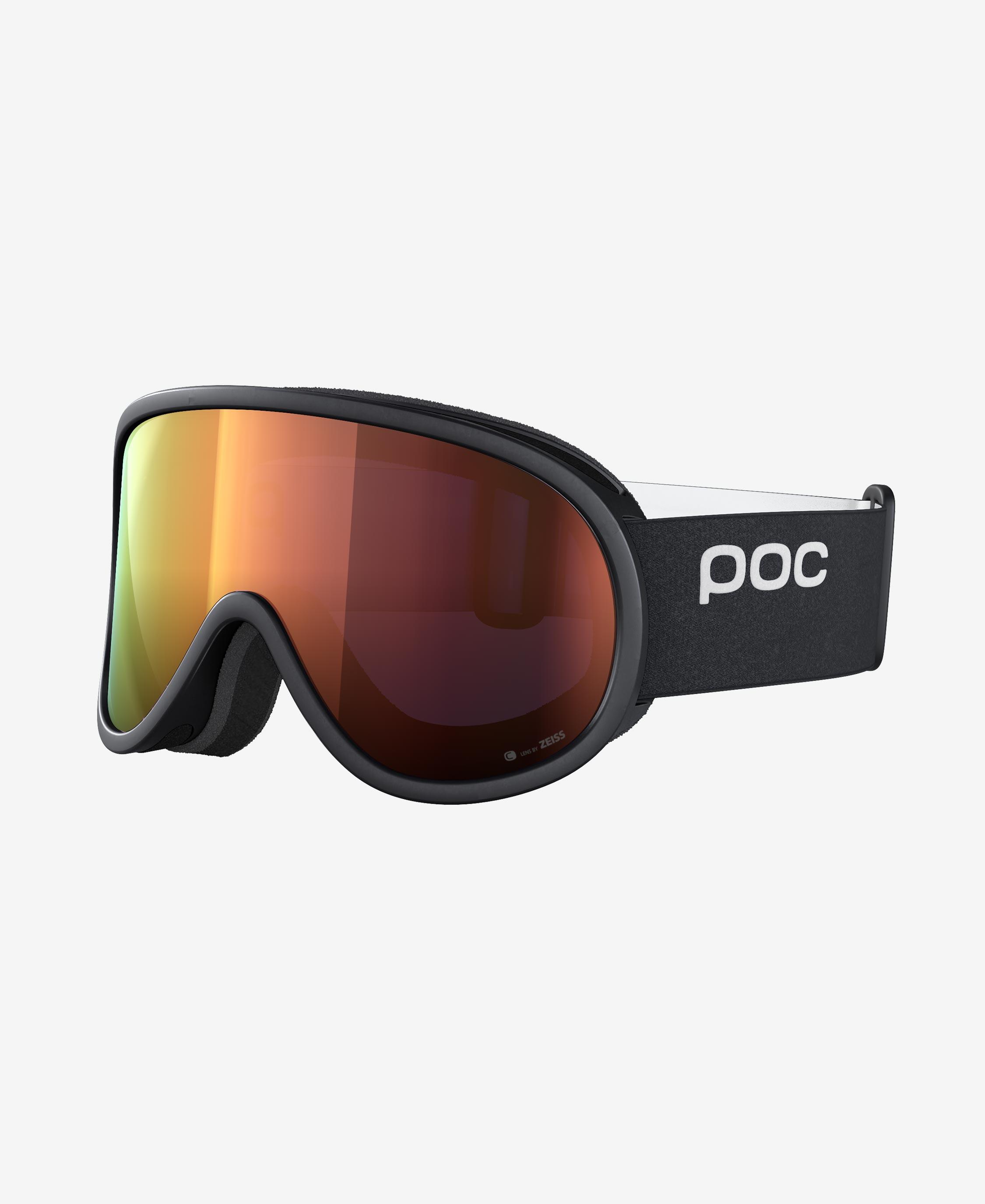 poc retina clarity uranium black